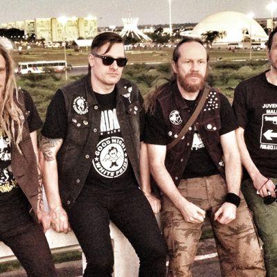 Punkyhtye Terveet Kädet