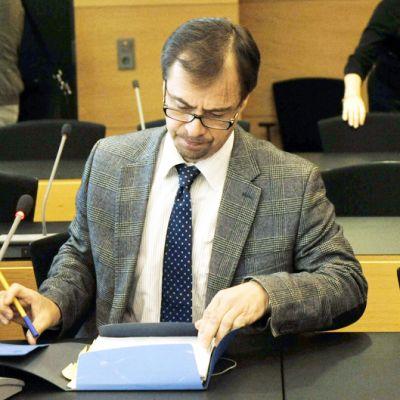 Kuluttajariitalautakunnan puheenjohtaja Pauli Ståhlberg.