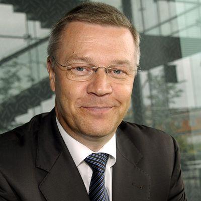 Frontexin pääjohtaja Ilkka Laitinen.
