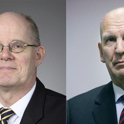 Jukka Juusti ja Arto Räty