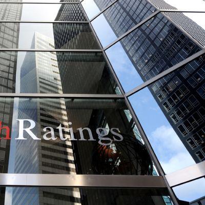 Fitch Ratingsin toimisto New Yorkissa.