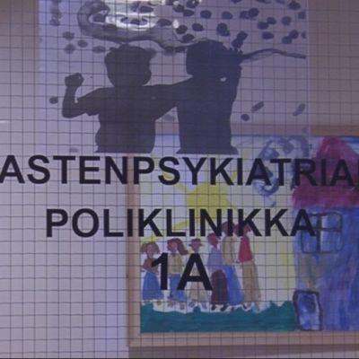 Lapin keskussairaalan lastenpsykiatrian poliklinikka