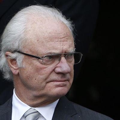 Ruotsin kuningas täyttää 70 vuotta - seuraa juhlallisuuksia Tukholmasta