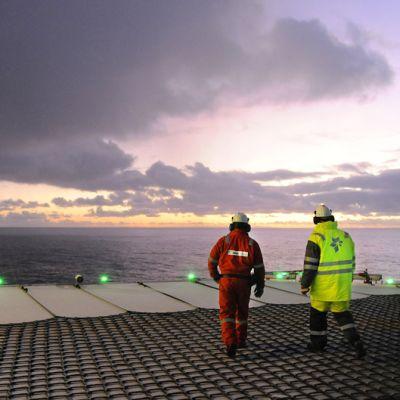 Norjassa öljyalan työntekijät ovat aloittaneet lakon eläkekiistan vuoksi.