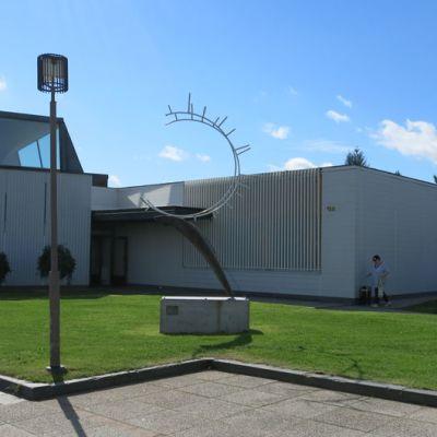 Rovaniemen pääkirjasto nuorten osasto