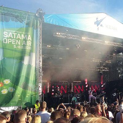 Satama Open Air teki yleisöennätyksen.