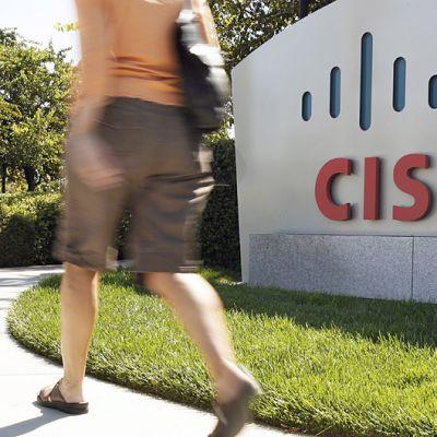 Cisco Systemsin pääkonttori San Josessa.