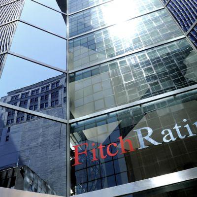 Luottoluokitusyhtiö Fitchin konttorirakennus