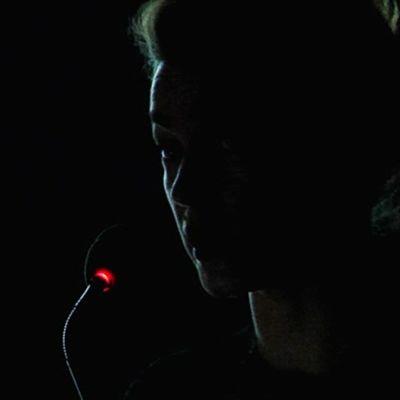 Meeri Koutaniemi kertoi kuviensa taustoista Lakeuden Laajakuvafestivaaleilla Lapualla 1. maaliskuuta.