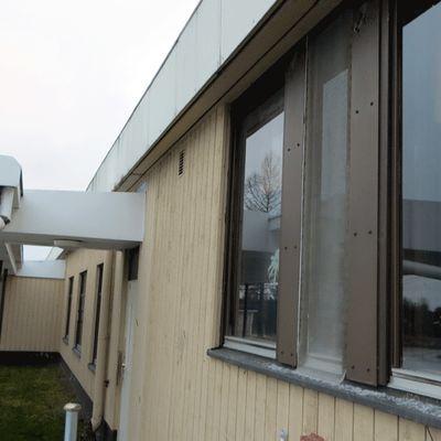 Maulan koulurakennus