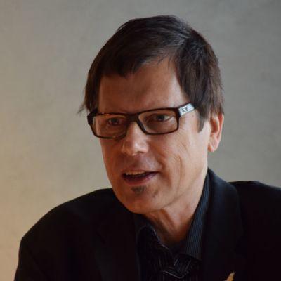 Markku Piri kuvataiteilija, kondiittori ja kulttuurituottaja