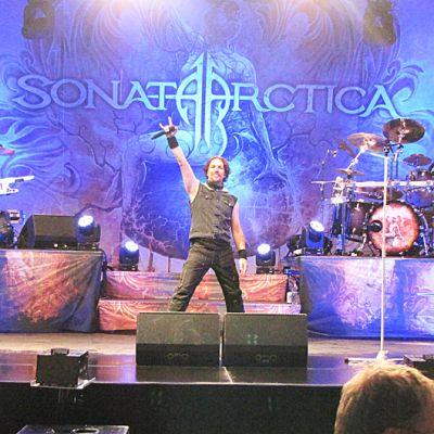 Sonata Arctica 2013