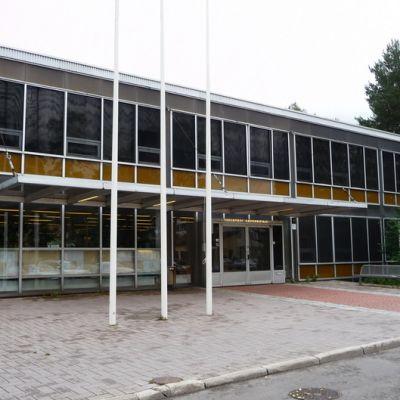 pieksämäen kaupungintalo
