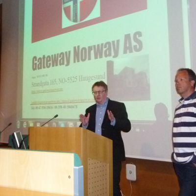 Norja-seminaari Kemissä