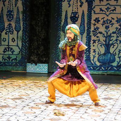 Aladdin 2014 Kemin teatterissa