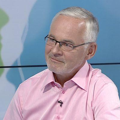 Siviilioikeuden professori Urpo Kangas.