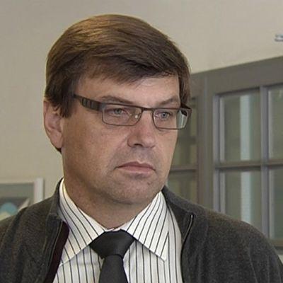 Valtakunnansyyttäjä Matti Nissinen.