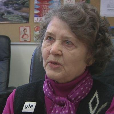 Oppiminen on opettajalla verissä sanoo Nina Mullonen.