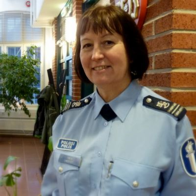 Komisario Tarja Lindstedt