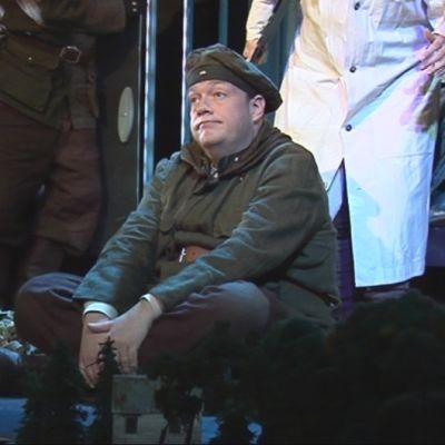 Mikkelin teatterin esitys