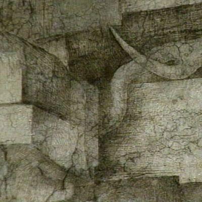 Leonardo da Vincin seinämaalauksia löydettiin restaurointitöiden yhteydessä Milanossa.