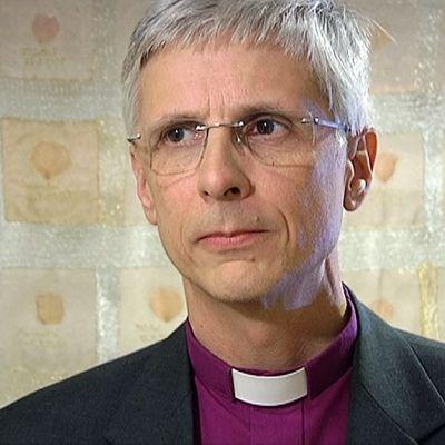 Tampereen hiippakunnan piispa Matti Repo