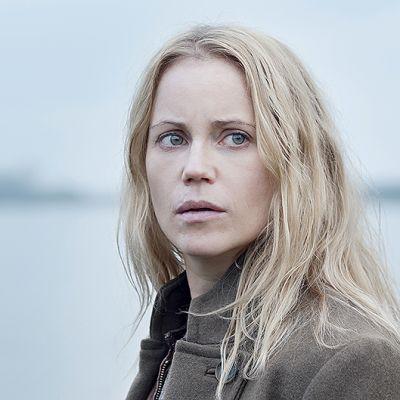 Saga (Sofia Helin) Silta-sarjassa.