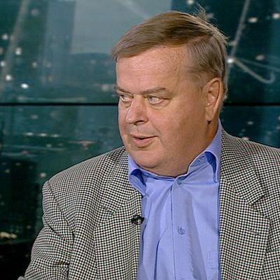 Raimo Sailas Pressiklubin vieraana.