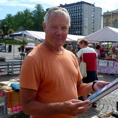 Tv-kasvo Heikki Kahila.