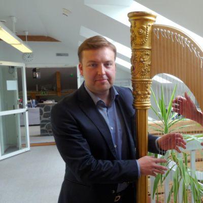 Jan Strandholm ja Jari Hämäläinen