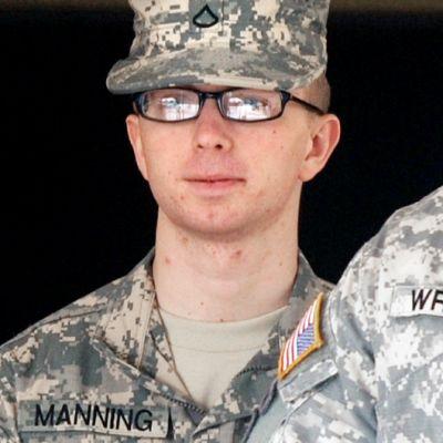 Bradley Manning.