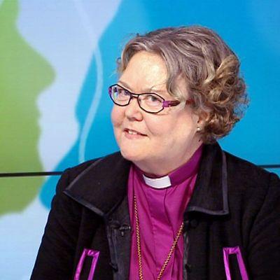 Irja Askola oli Ylen Päivän kasvo -ohjelman vieraana.