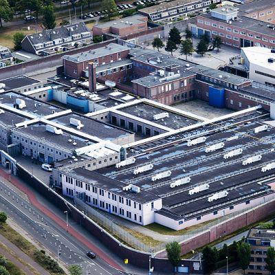 Scheveningenin vankila Haagissa.