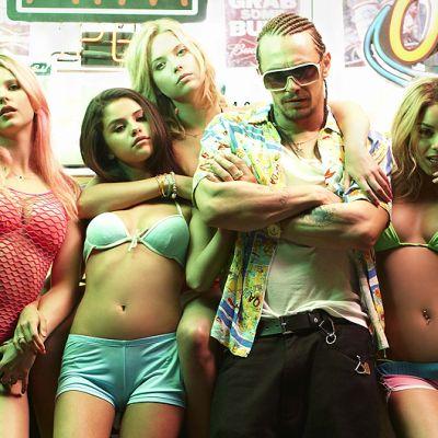 Kuva elokuvasta Spring Breakers.