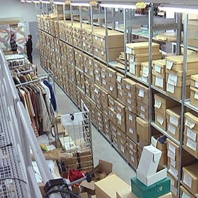 Työväenmuseo Werstaan varasto