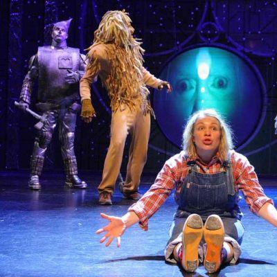 Ihmemaa Ozia esitetään Kemin kaupunginteatterissa.