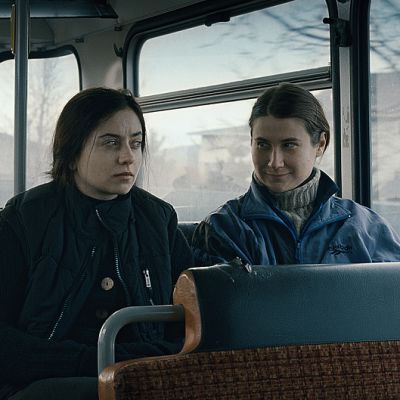 Kuva Christian Mungiun elokuvasta Yli vuorten.