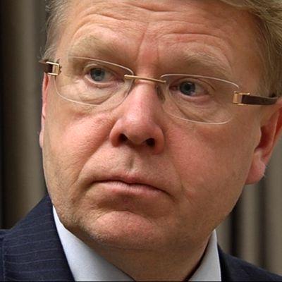 Elinkeinoministeri Jyri Häkämies