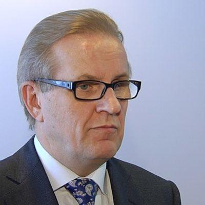 Ilmarisen toimitusjohtaja ja Finnairin hallituksen puheenjohtaja Harri Sailas