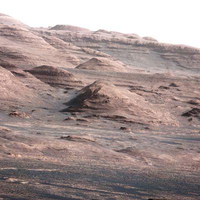 Marsin aavikkoa