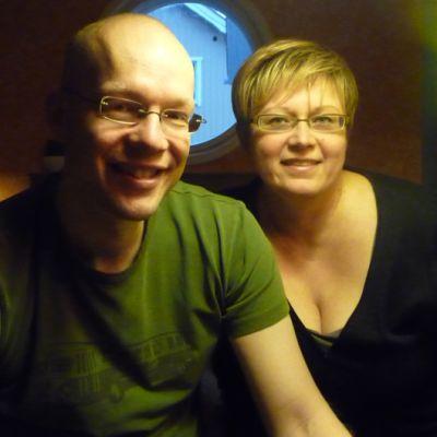 Sami Toivonen ja Aino Havukainen