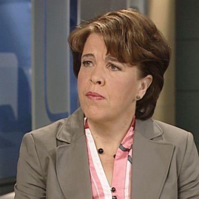 Teija Tiilikainen Aamu-tv:ssä 16.5.2011.