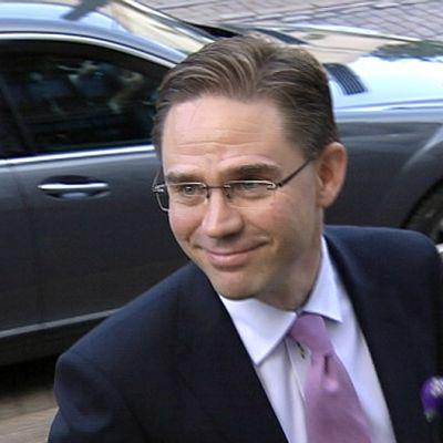 Prime Minister Jyrki Katainen.