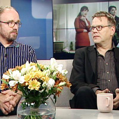 Aleksi Bardy ja Petri Kemppainen