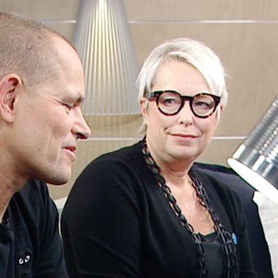 Henrik Enbom ja Isa Kukkapuro-Enbom