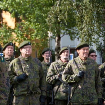 Vartioparaati, soittokunta, Mikkeli, Kotiseutupäivät, 2012