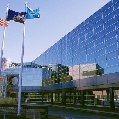GlaxoSmithKlinen toimitiloja Yhdysvaltain Pennsylvaniassa.