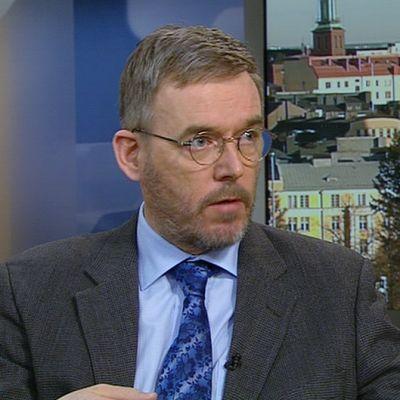 Elintarviketurvallisuusvirasto Eviran pääjohtaja Matti Aho.