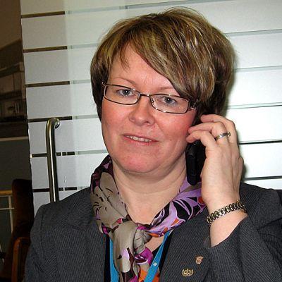 Toimitusjohtaja Tarja Linke