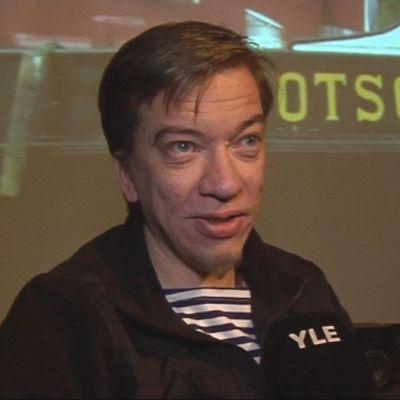 Elokuvaohjaaja Mikko Keinonen